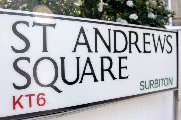 Surbtion Court, St. Andrews Square, Surbiton KT6